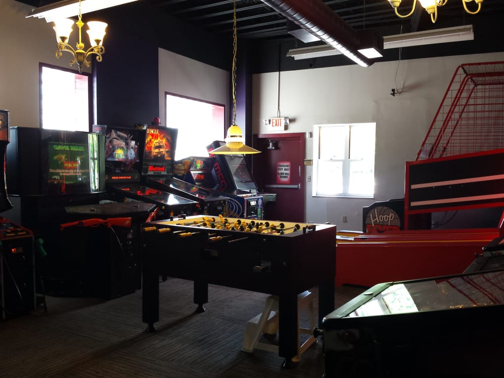 Games N'At arcade and games