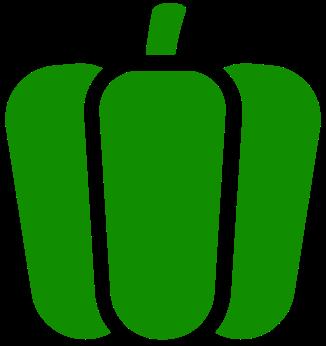 green pepper icon