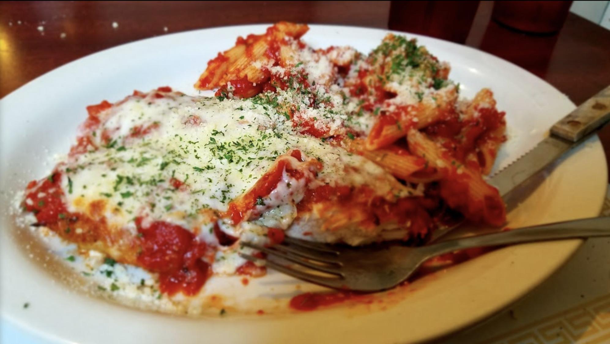 Bella Rias Italian Eatery