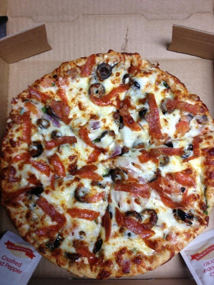 pelegrino's pizza and pasta