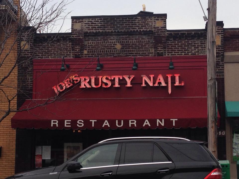 joe's rusty nail