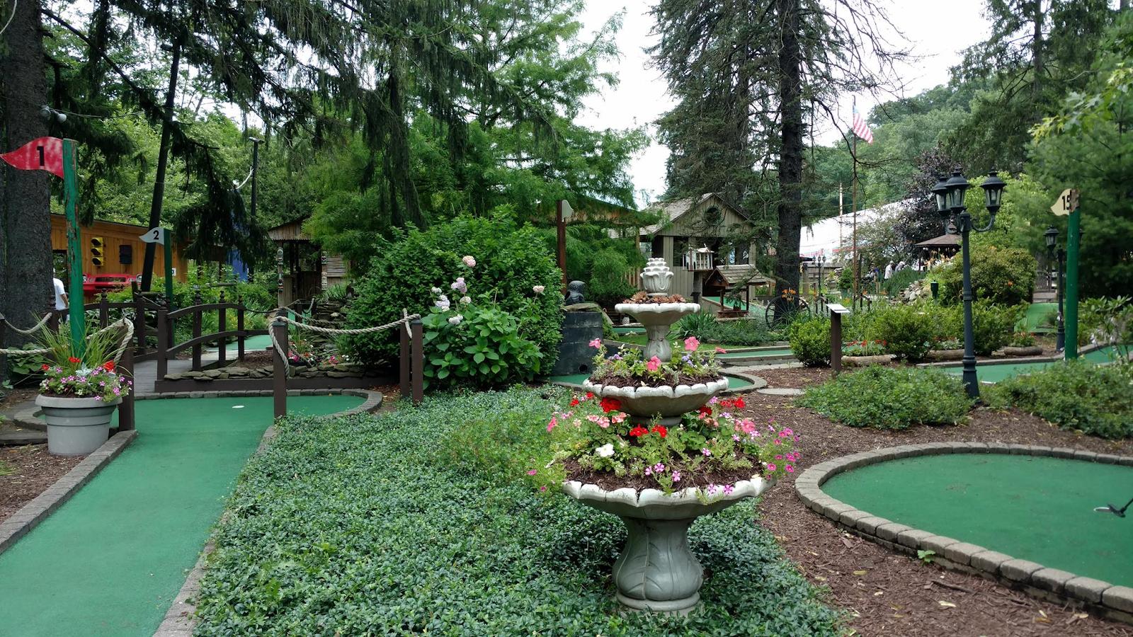 Kneiss' mini golf