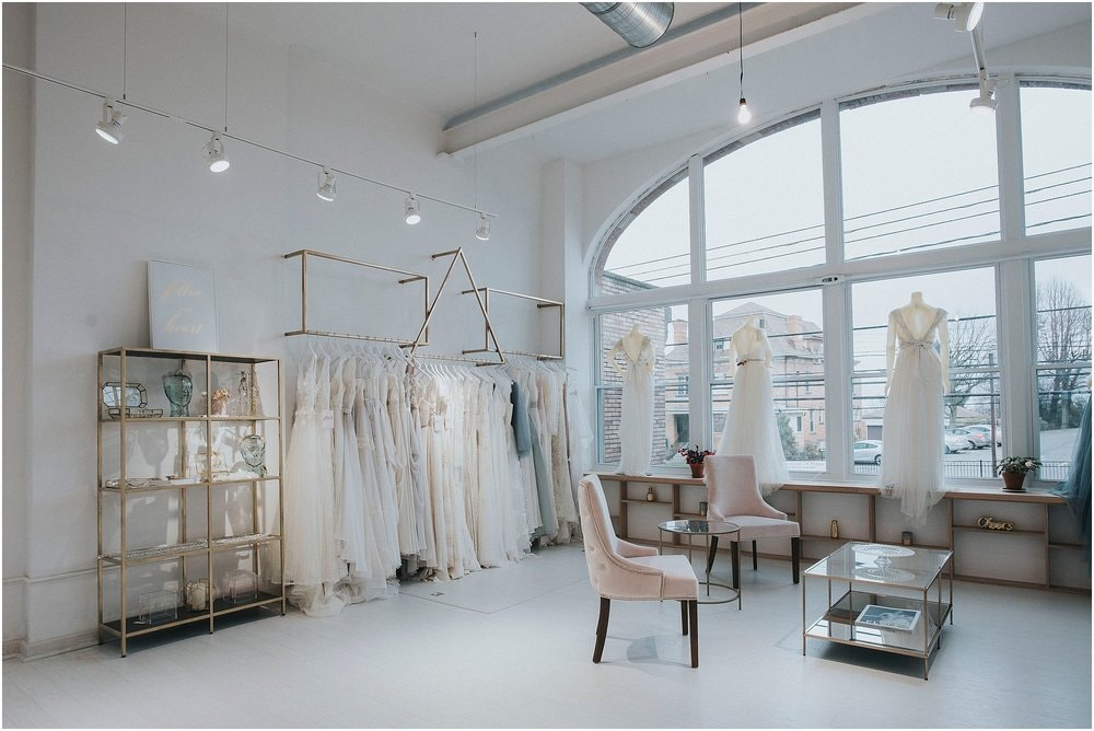 Blanc de Blanc Bridal Boutique