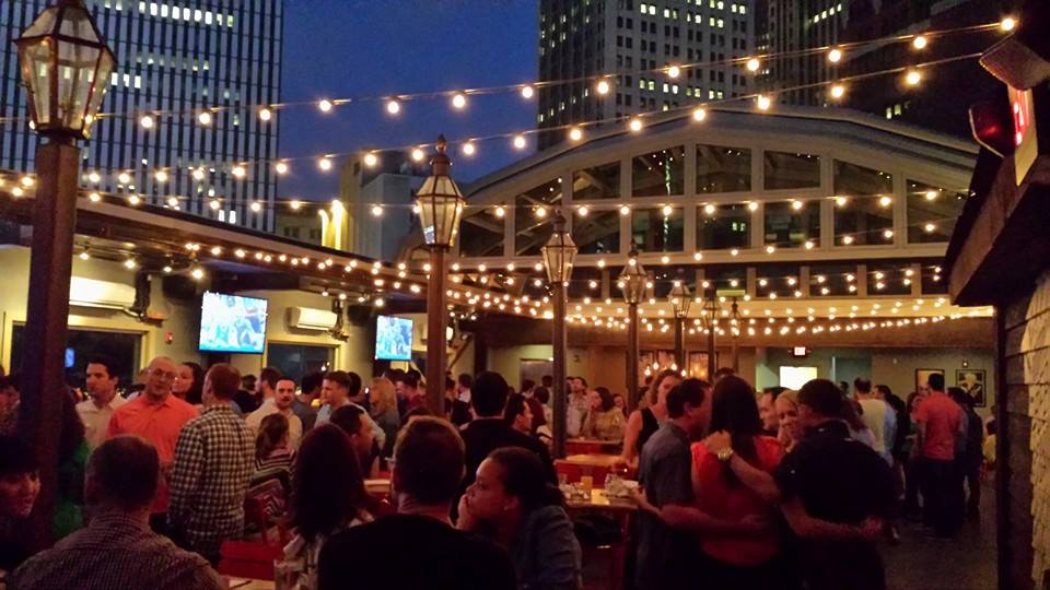 II Tetto rooftop beer garden