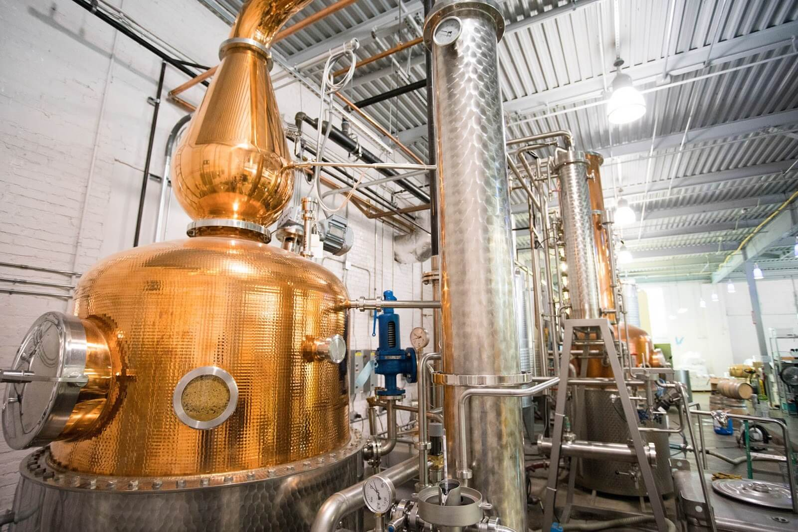 Sweetheart Distillery Tour