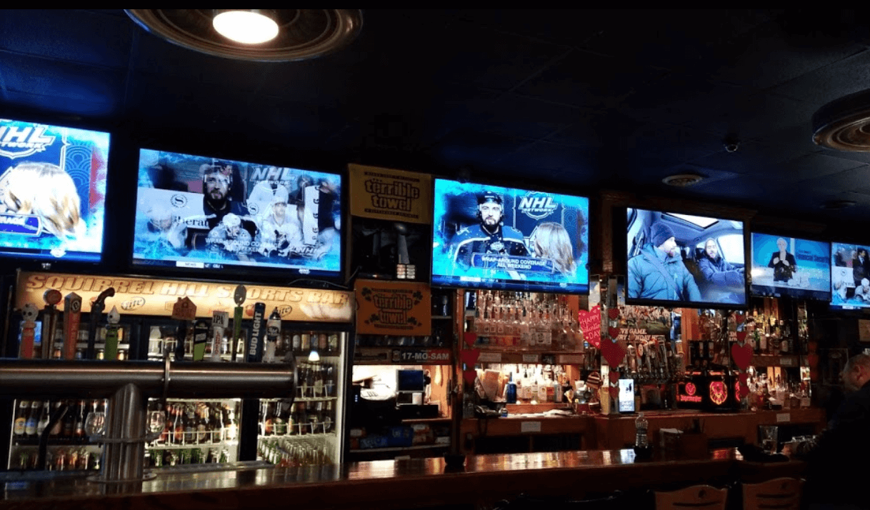 Squirrel Hill Sports Bar