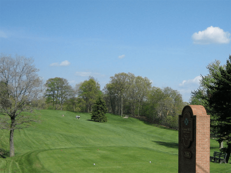 Clover Hill Golf Course