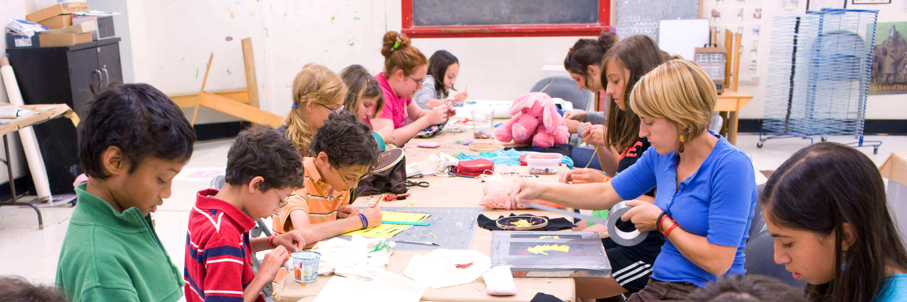 Carnegie Museum Art Classes