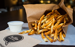 fries at hello bistro oakland