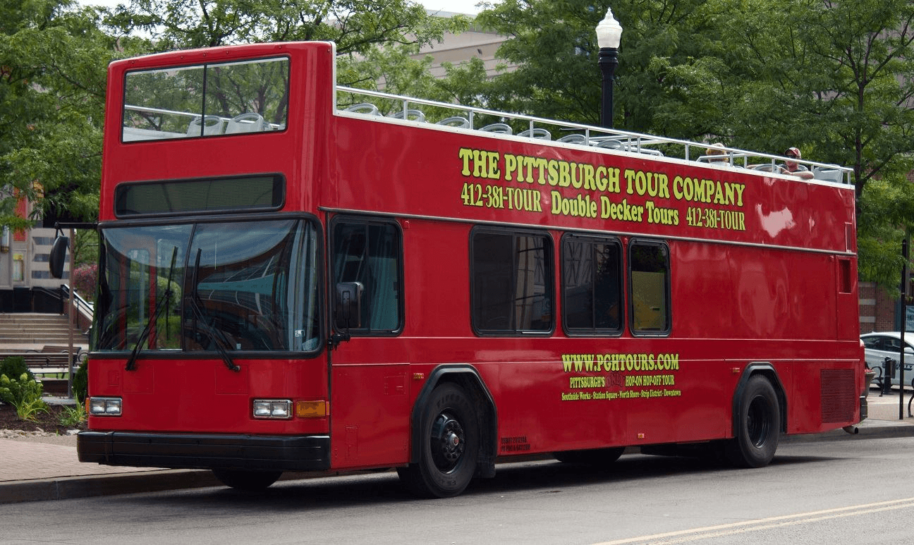 pittsburgh double decker bus tours