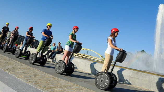 segways in Pittsburgh