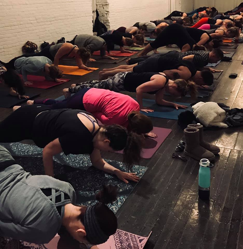 Yoga Factory Pittsburgh