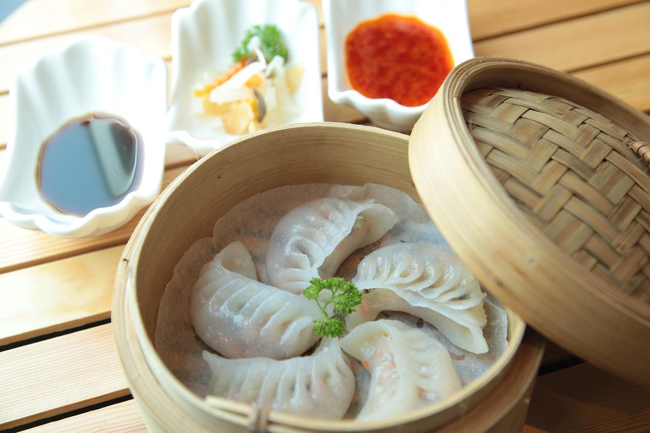 Chines dumplings