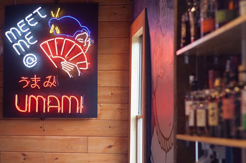 Umami's bar