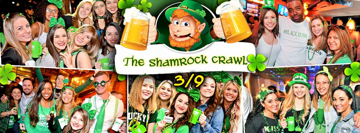 Shamrock Crawl