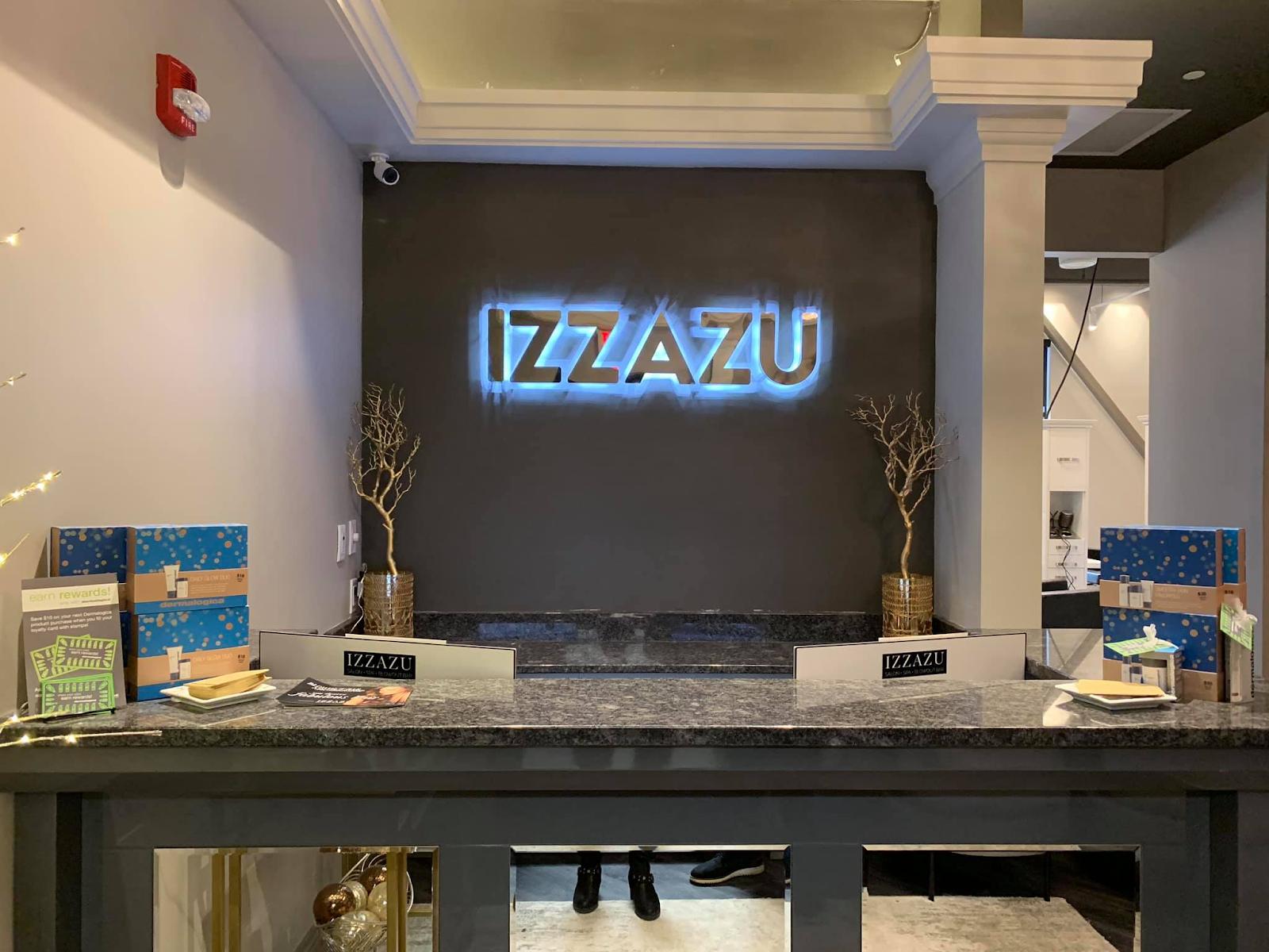 Izzazu Salon