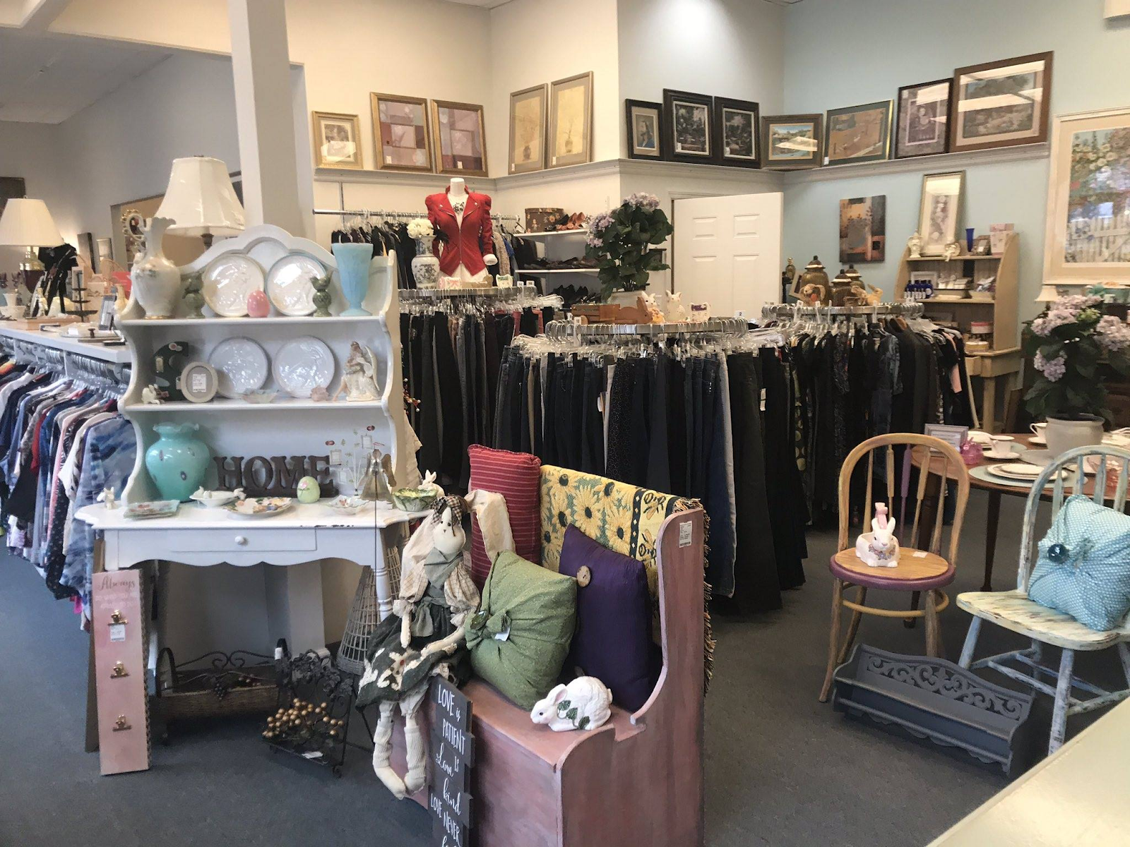 The Buttonhole Women's Consignment and Furniture