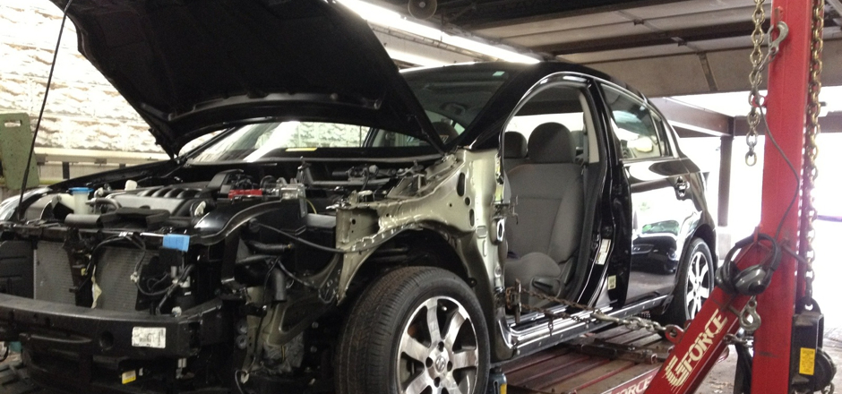 Kerr's Auto Body