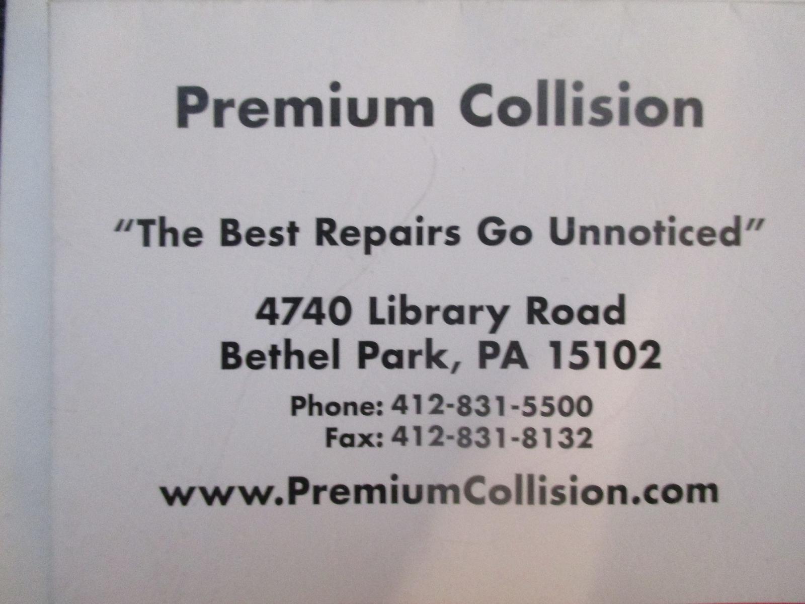 Premium Collision