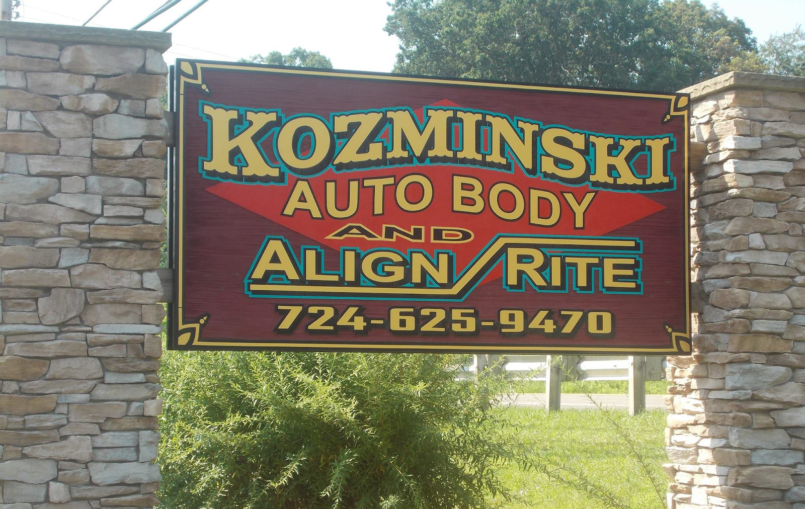 Kozminski Auto Body