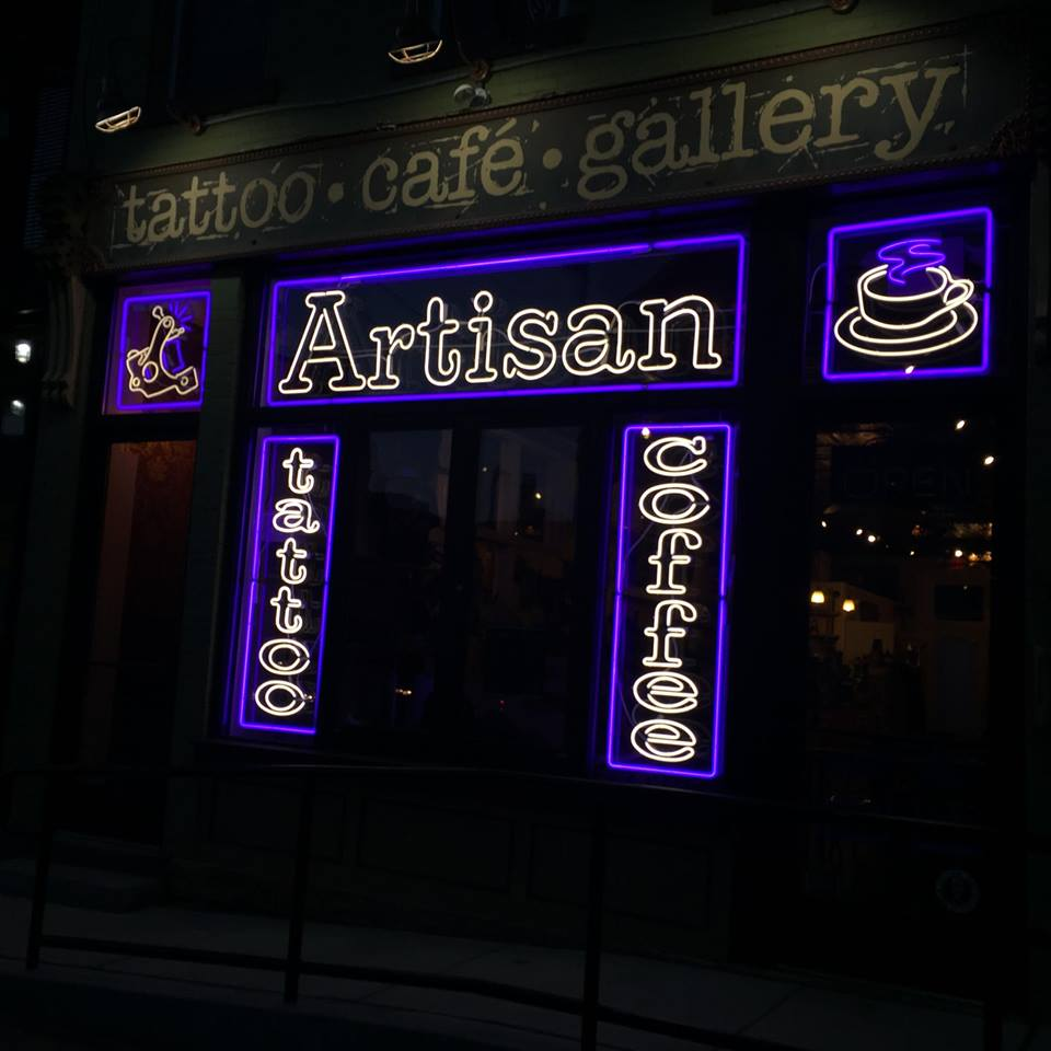 Artisan Tattoo