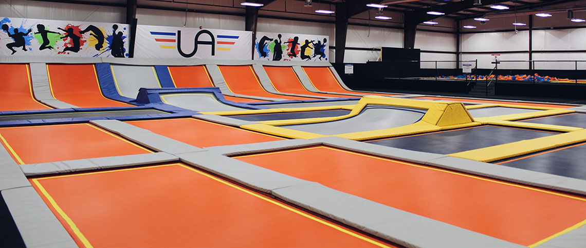 Altimate Air Trampoline Park in Pittsburgh