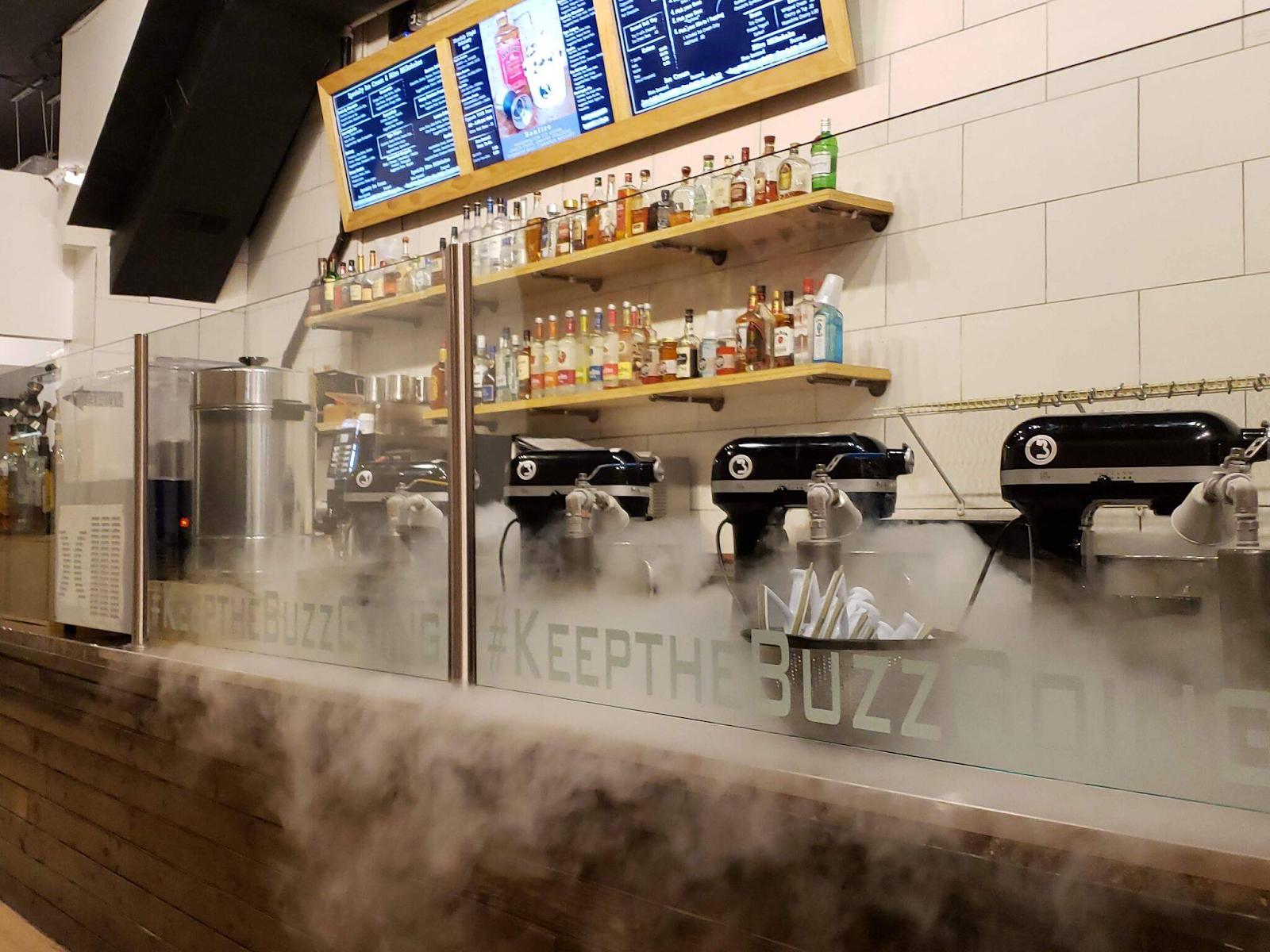 Get a spiked milkshake at this bar