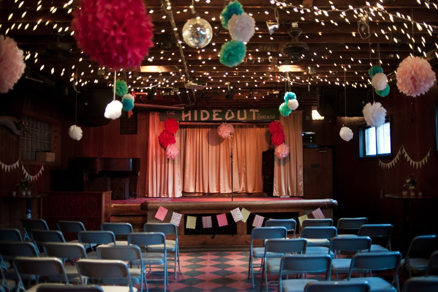 Rock N' Roll Bride | Hideout Chicago
