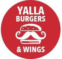 Home | Yalla Burgers & Wings