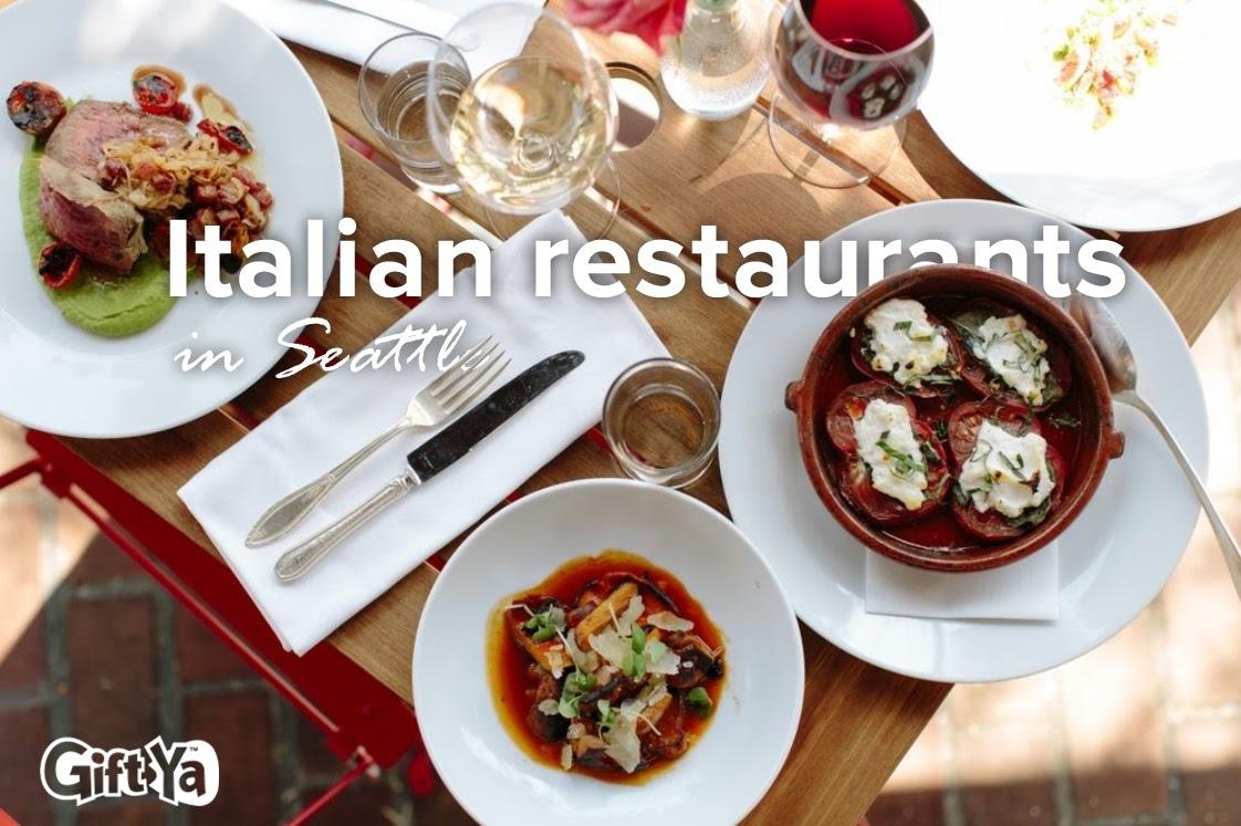 The Best Italian Cuisine in Seattle