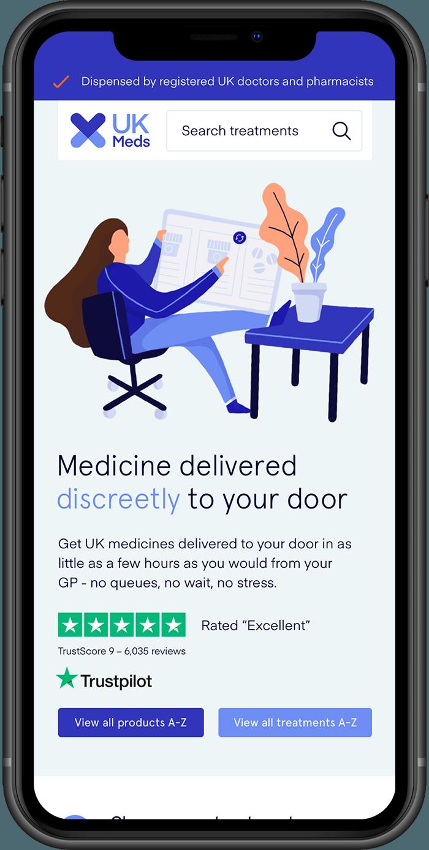 UK Meds Mobile Home