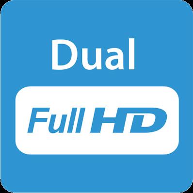 Dual Full HD - ikona