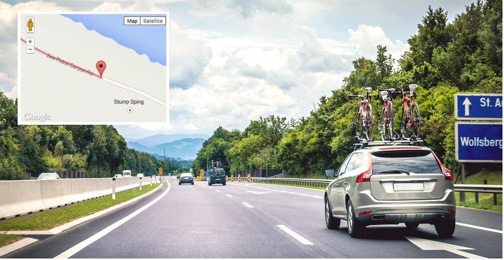 G-ON kamera do auta GPS