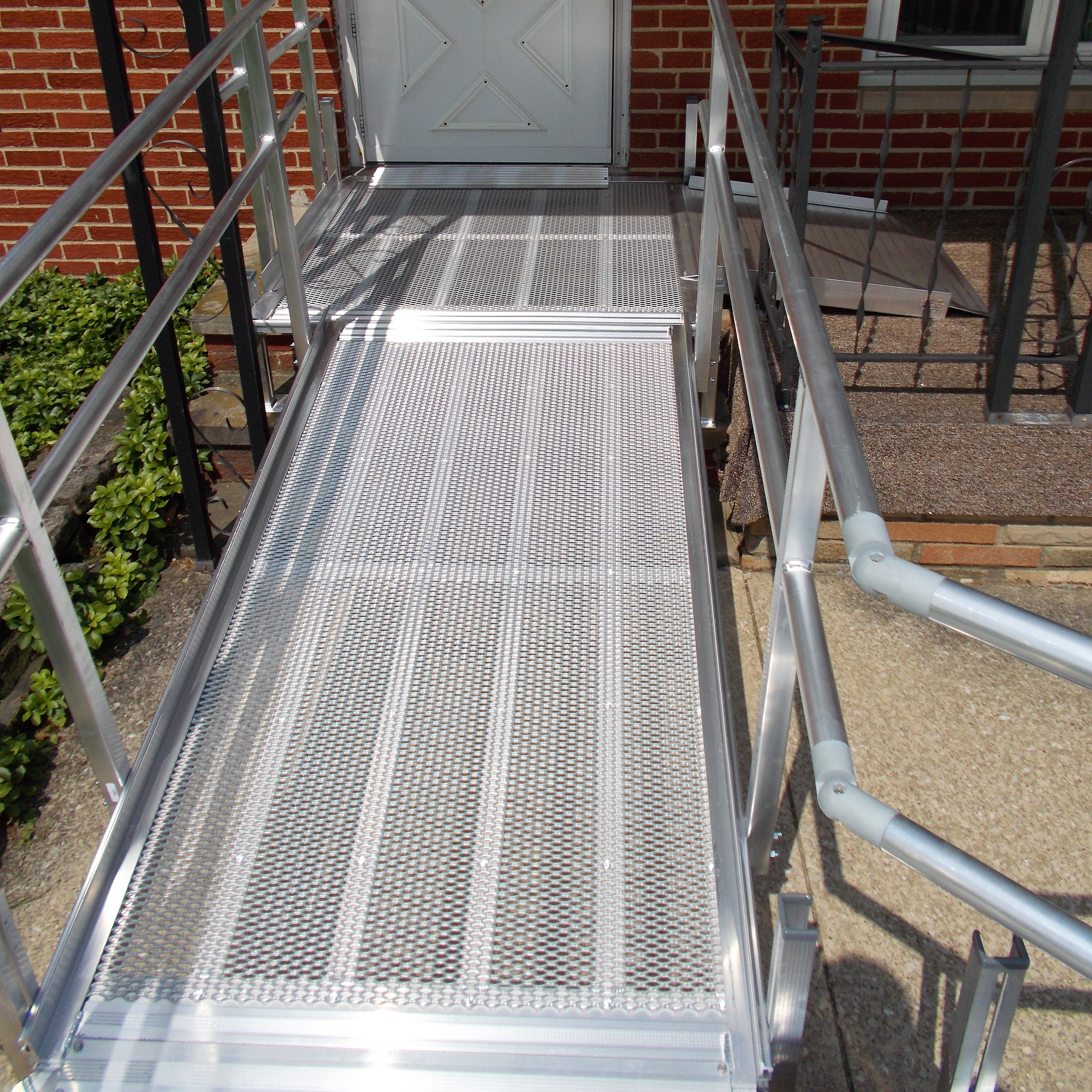 Modular Ramps Access Solutions