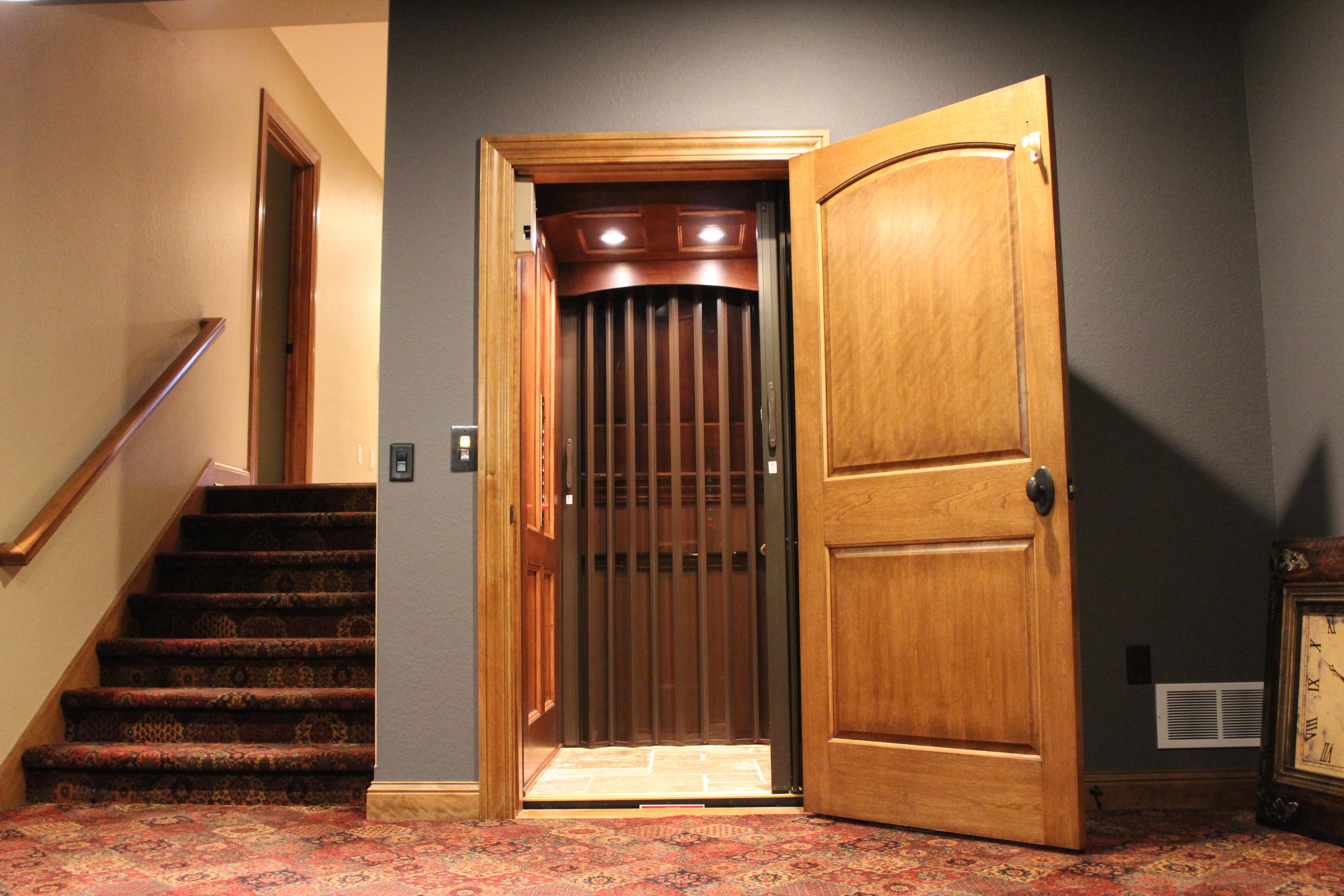 Waupaca ResidentialPaca-Ryde Elevator Access Solutions