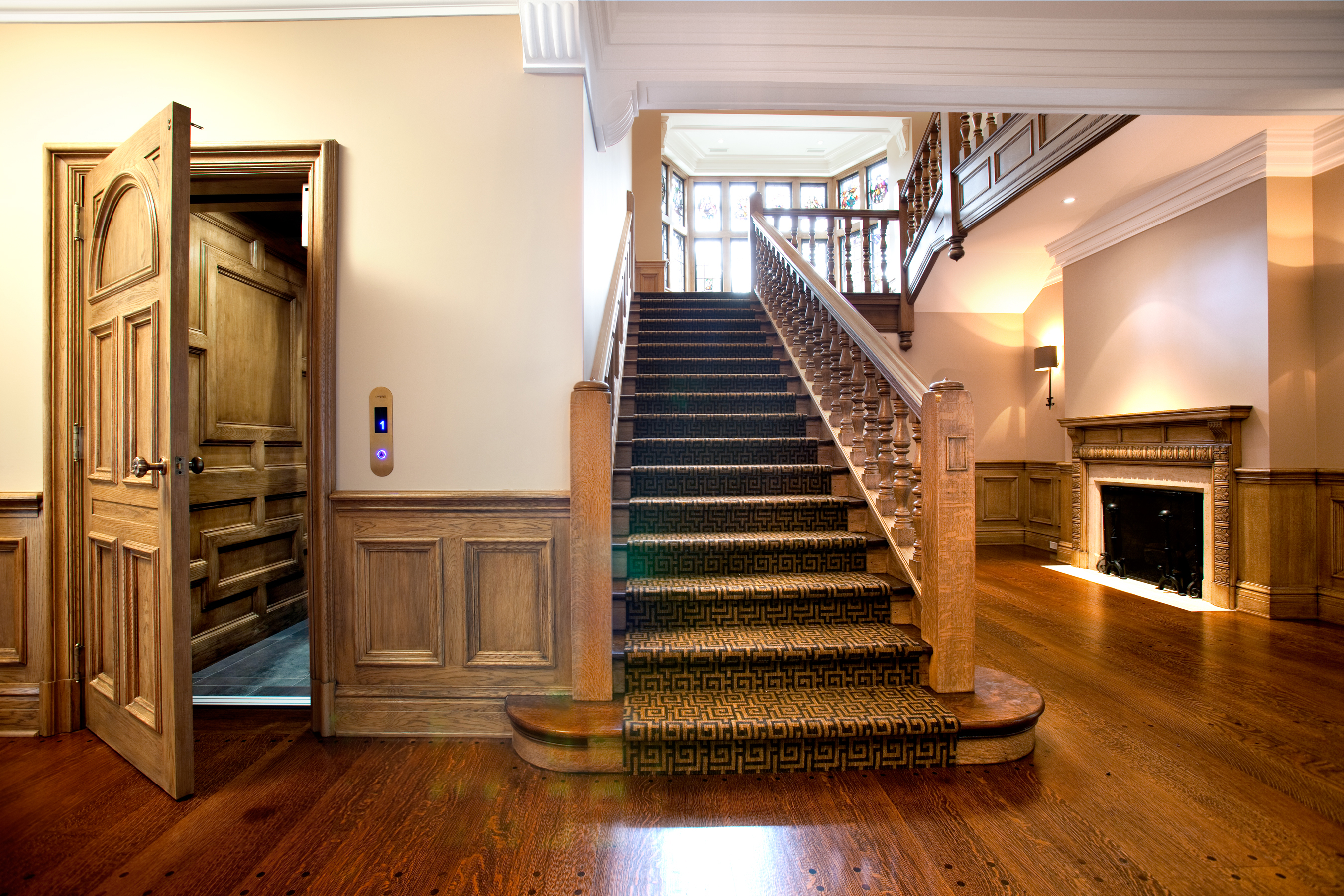 Cambridge HeritageResidential Elevator Access Solutions