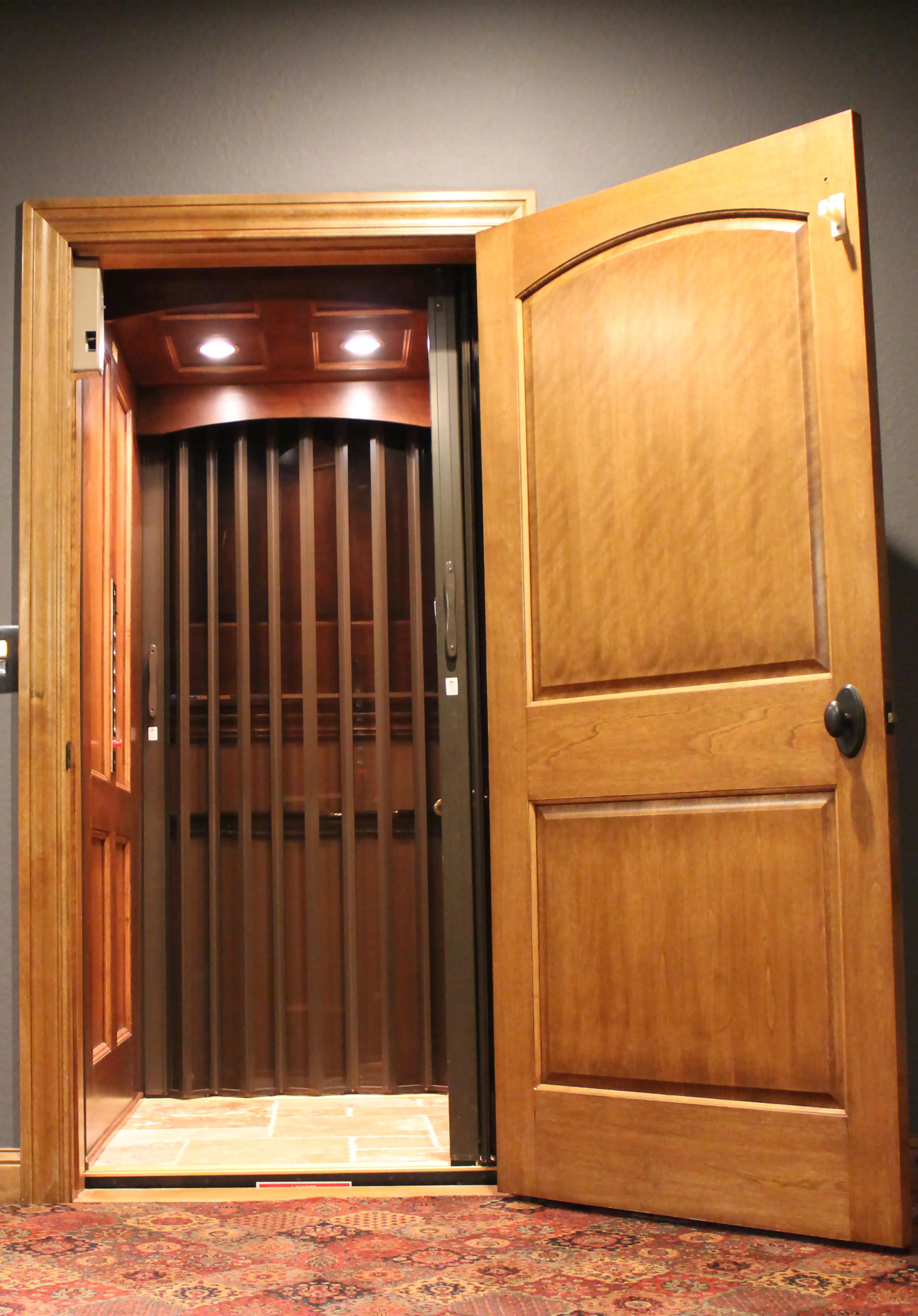 Waupaca elevator Paca-Ryde Access Solutions