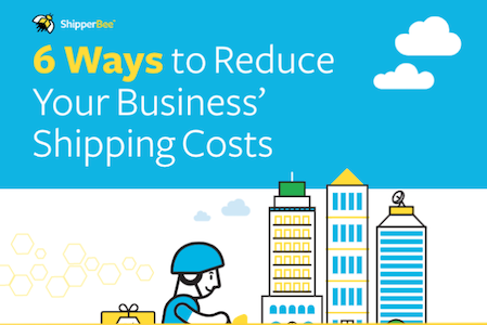 Six Ways to Reduce Your Business' Shipping Costs eBook