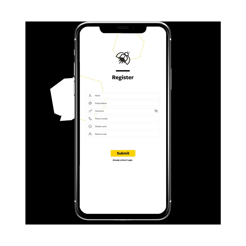 ShipperBee app