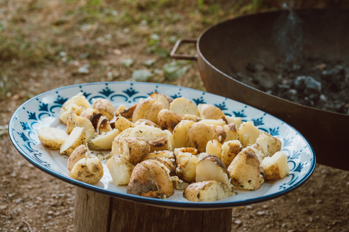 Zaplana pečen krompir
