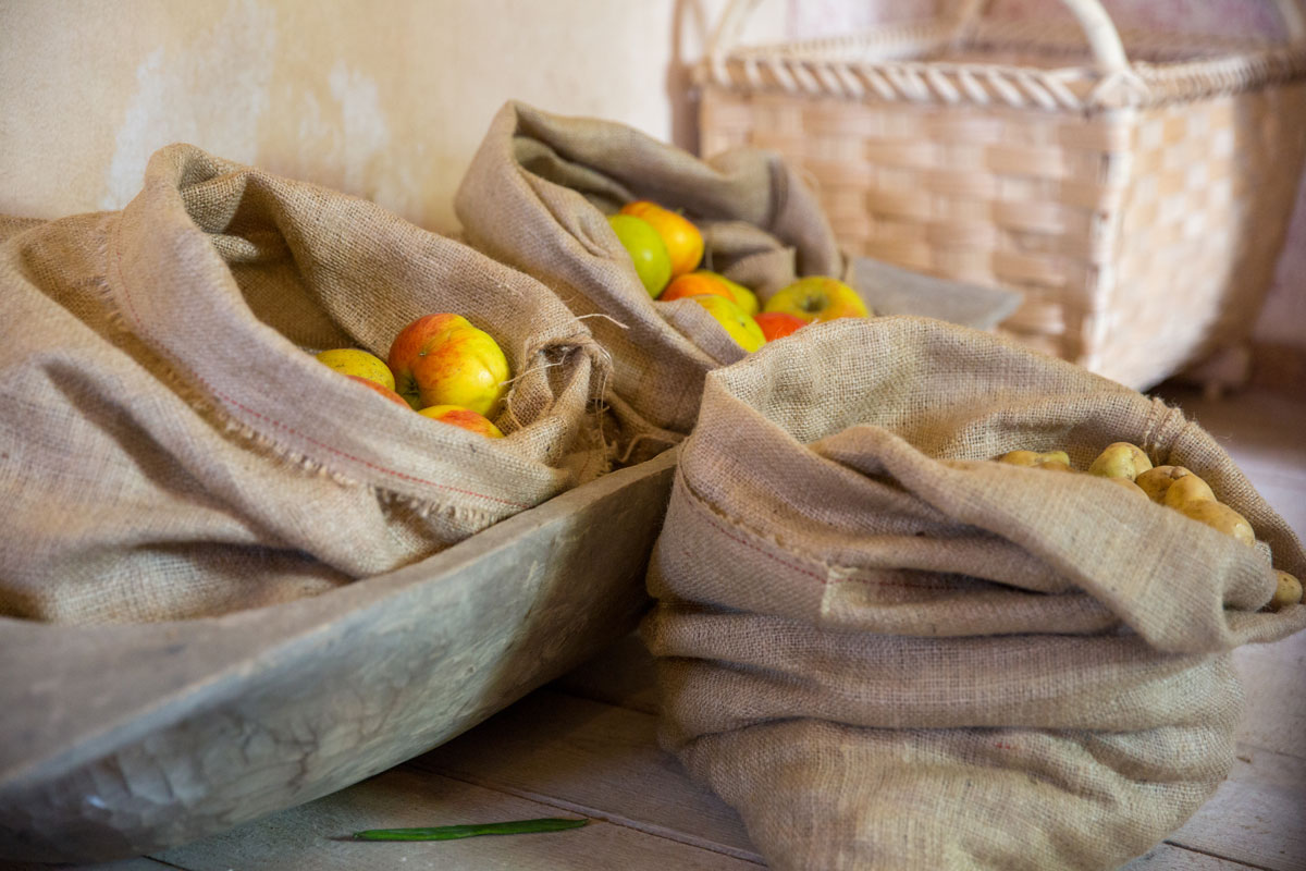 Zaplana-domace sadje