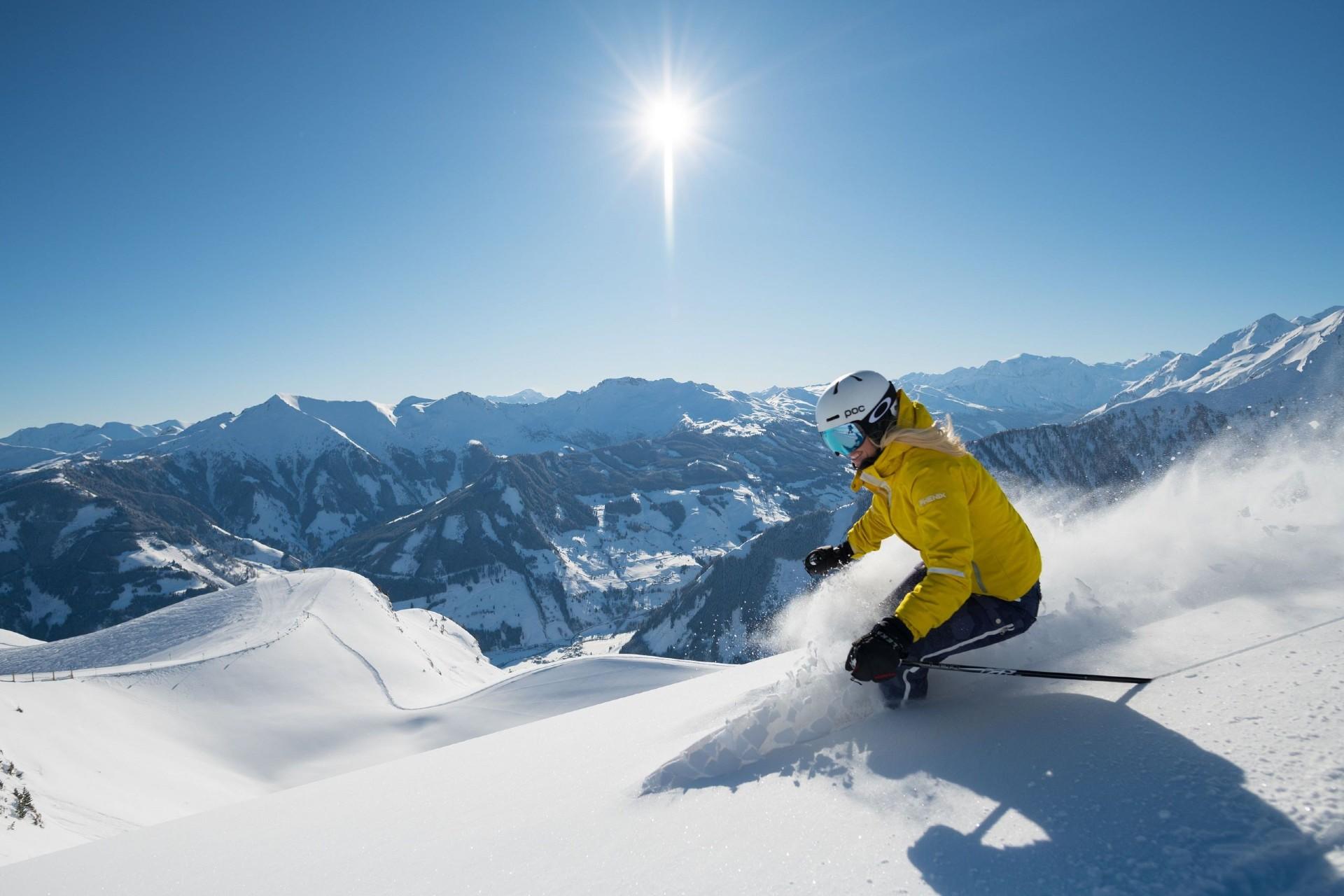 Wintersport in Rauris