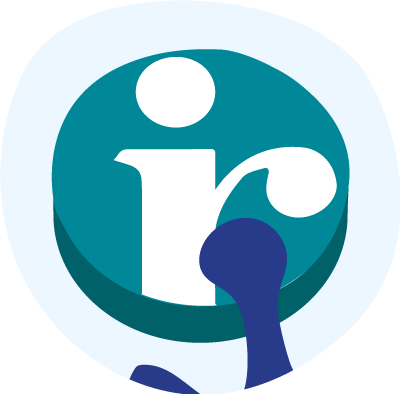 Logo of Inland Revenue Department. Submit employee payment reports directly to the IRD within KeyPay
