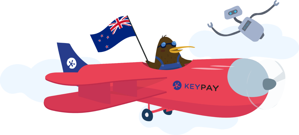 KeyPay has a suite of business management tools for NZ businesses