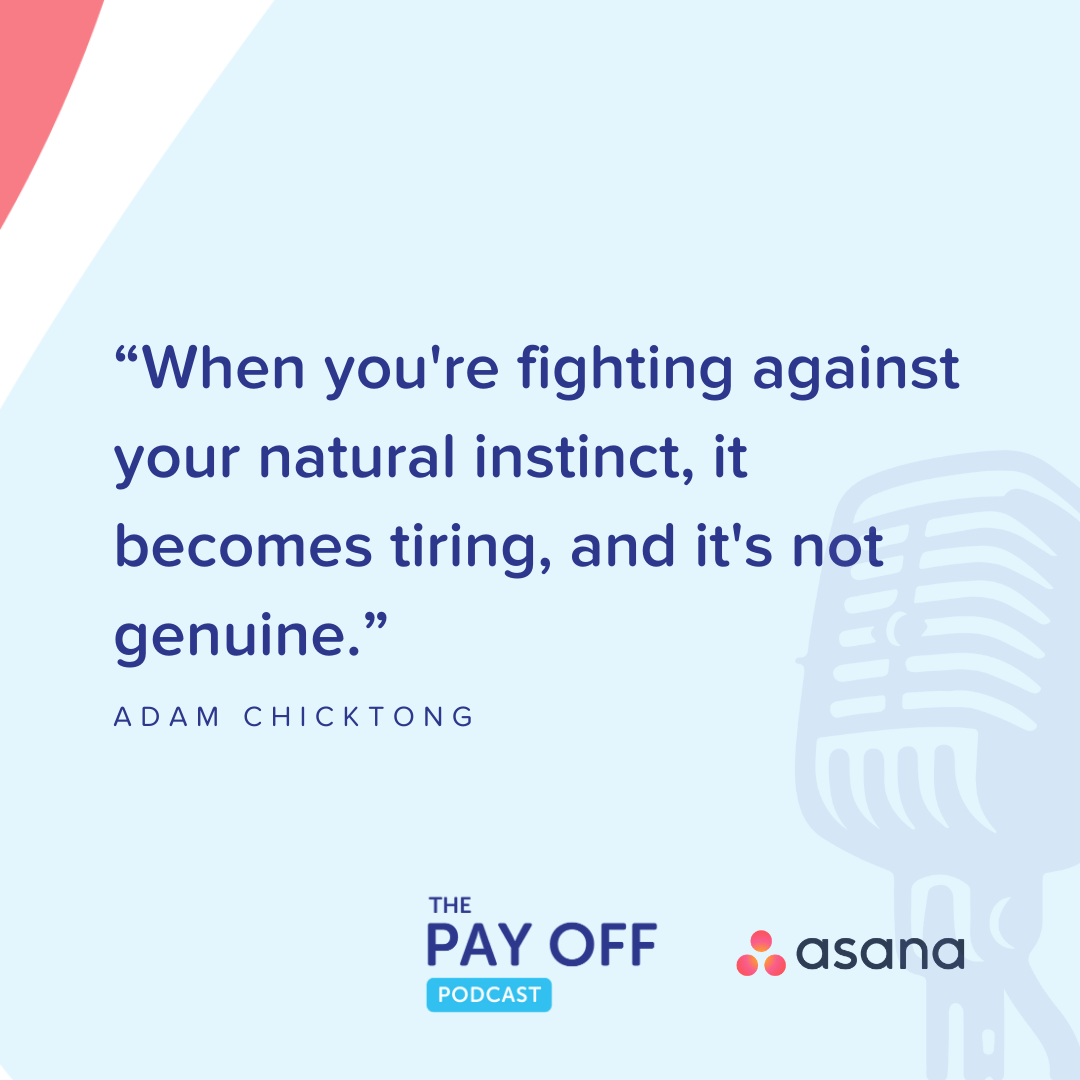 keypay pay off podcast asana genuine