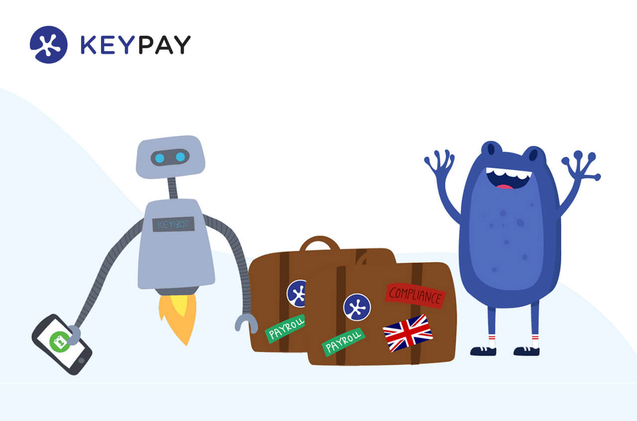 Cloud payroll KeyPay for the UK
