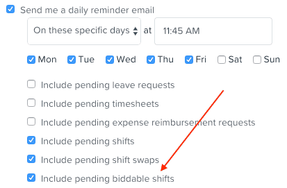 Include pending biddable shifts
