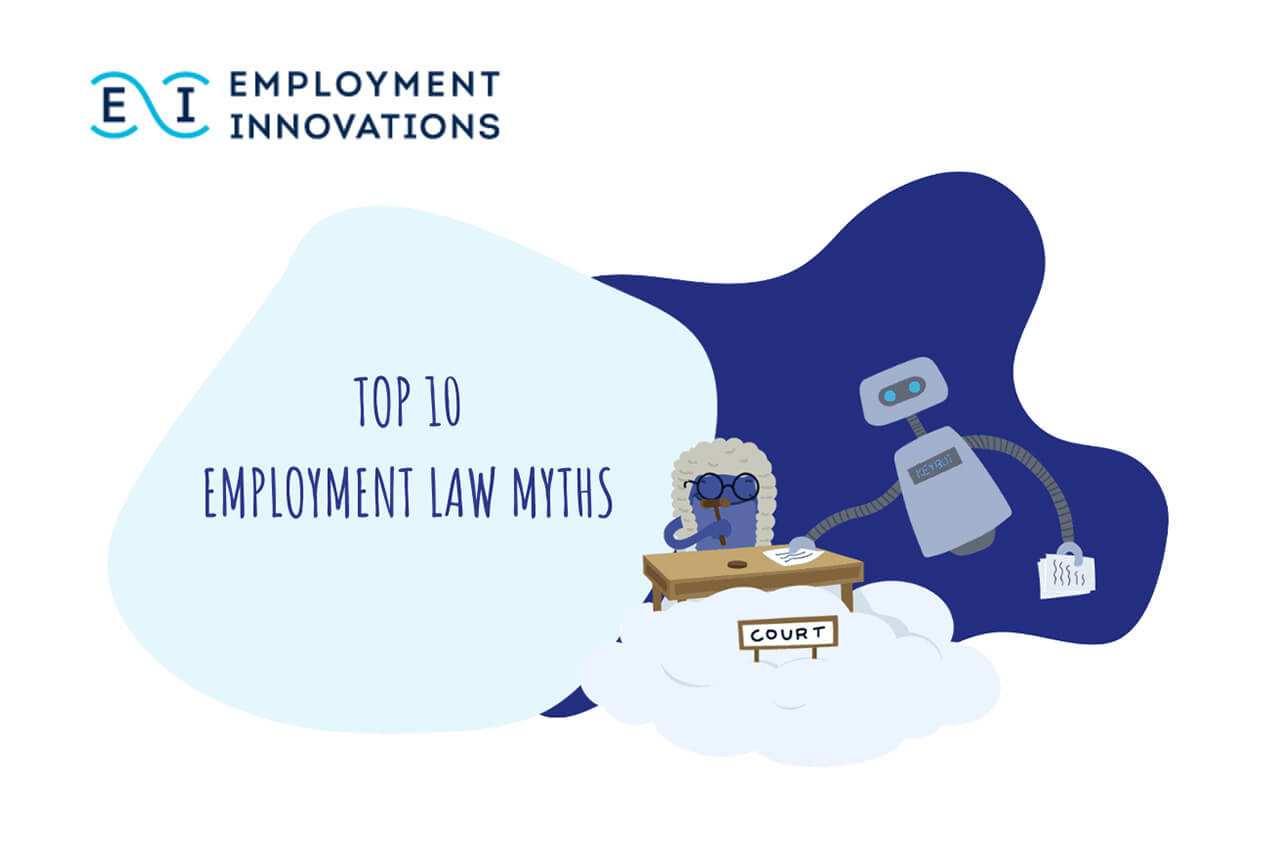 Top 10 Employment Law Myths