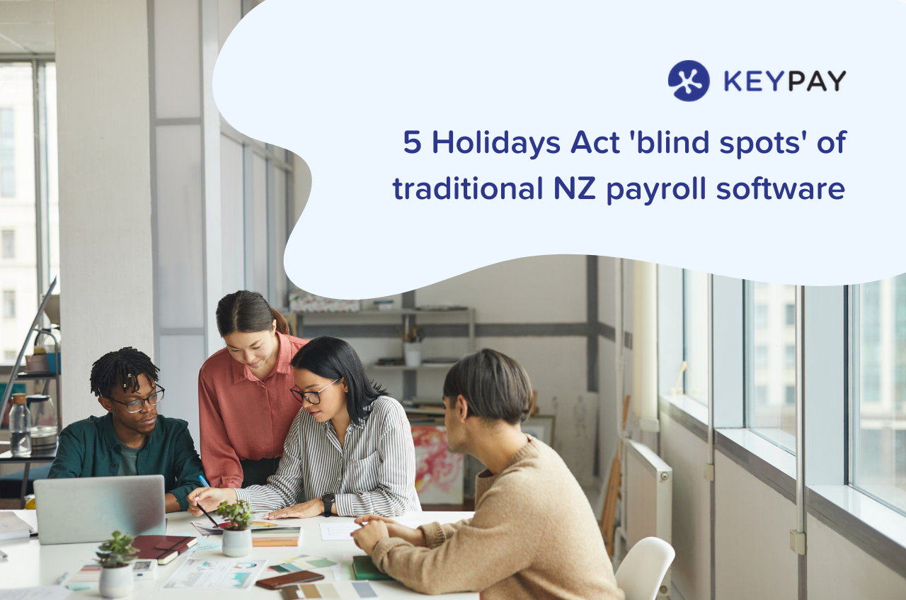 Holidays Act compliance