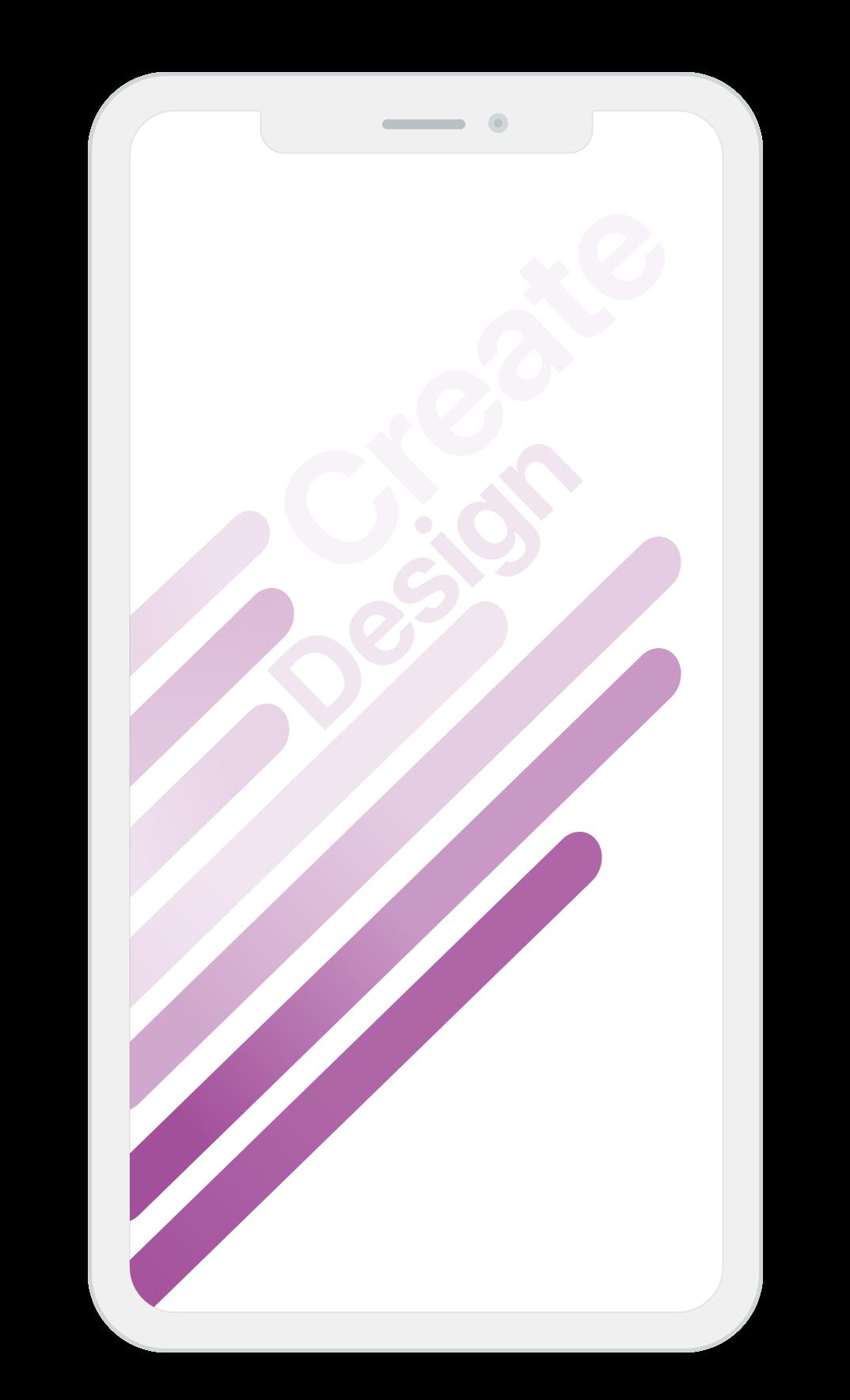 Graphic Design on Phone